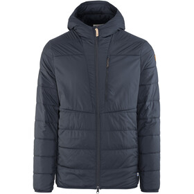 Fjällräven Keb Padded Hoodie Men Night Sky